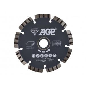 Diamantový rezný kotúč 150mm (tvrdé materiály) pre AGP CG150