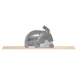 Vodiaca lišta pre drážkovaciu frézu AGP CG150