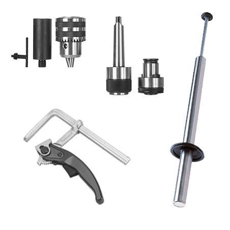 Príslušenstvo pre kovoobrábacie stroje